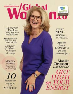 Maaike in Global Woman